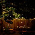 Jak nastrojowo oświetlić taras?